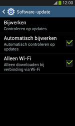 Samsung S7275 Galaxy Ace III - Software update - update installeren zonder PC - Stap 7