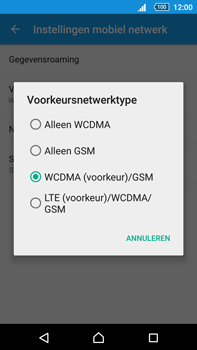 Sony Xperia Z5 Premium (E6853) - Netwerk - 4G/LTE inschakelen - Stap 7