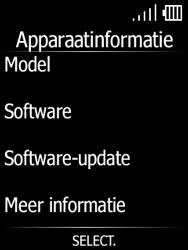 Doro 7060-model-dfc-0190 - Software updaten - Update installeren - Stap 6