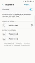 Samsung Galaxy S6 Edge - Android Nougat - Bluetooth - Collegamento dei dispositivi - Fase 9