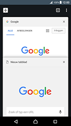 Sony Xperia XZ Premium - Internet - hoe te internetten - Stap 17