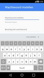 LG LG X Screen - apps - account instellen - stap 11