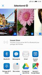 Honor 9 - Photos, vidéos, musique - Envoyer une photo via Bluetooth - Étape 8