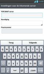 LG E975 Optimus G - E-mail - e-mail instellen: IMAP (aanbevolen) - Stap 12