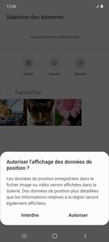 Samsung Galaxy A51 5G - Contact, Appels, SMS/MMS - Envoyer un MMS - Étape 16