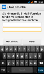 Alcatel Pop C3 - E-Mail - Konto einrichten - 10 / 25