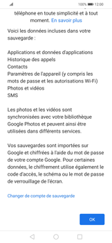 Huawei P Smart 2020 - Aller plus loin - Gérer vos données depuis le portable - Étape 14
