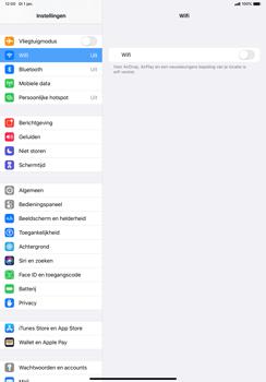 Apple ipad-pro-11-inch-2018-model-a1934- ipados-13 - WiFi - Handmatig instellen - Stap 4