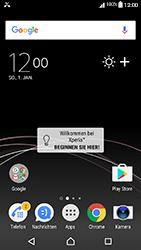 Sony Xperia XA1 - Anrufe - Anrufe blockieren - Schritt 2