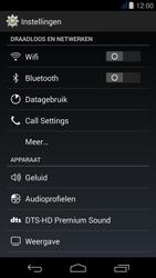 Acer Liquid Jade - WiFi - verbinding maken met WiFi - Stap 4
