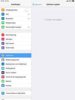 Apple ipad-mini-5-7-9-inch-2019-model-a2124 - Software updaten - Update installeren - Stap 5