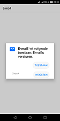 Huawei Y5 (2018) - E-mail - e-mail instellen (outlook) - Stap 11