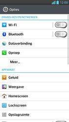 LG P760 Optimus L9 - bluetooth - headset, carkit verbinding - stap 4