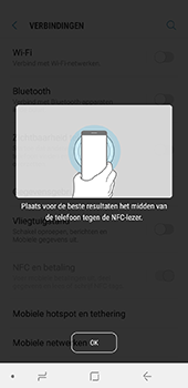 Samsung galaxy-j6-sm-j600fn-ds - NFC - NFC activeren - Stap 6