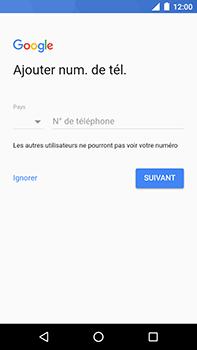 Motorola Moto E4 Plus - Applications - Créer un compte - Étape 15