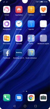 Huawei P30 - E-mails - Envoyer un e-mail - Étape 3
