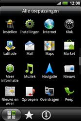 HTC A510e Wildfire S - E-mail - Hoe te versturen - Stap 3
