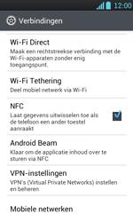 LG P700 Optimus L7 - Internet - Uitzetten - Stap 5