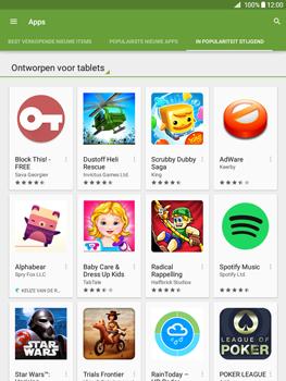Samsung Galaxy Tab A 9.7 (SM-T555) - Applicaties - Downloaden - Stap 12
