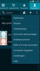 Samsung G901F Galaxy S5 Plus - Contactgegevens overzetten - delen via Bluetooth - Stap 5
