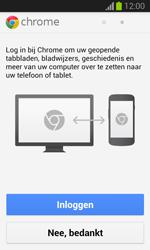 Samsung S7390 Galaxy Trend Lite - Internet - Hoe te internetten - Stap 4