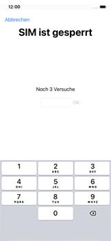 Apple iPhone X - iOS 14 - MMS - Manuelle Konfiguration - Schritt 14