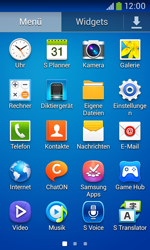 Samsung Galaxy Ace 3 - SMS - Manuelle Konfiguration - 3 / 9