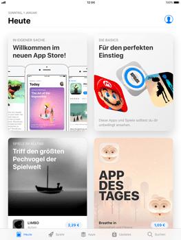 Apple iPad mini 2 iOS 11 - Apps - Nach App-Updates suchen - Schritt 3