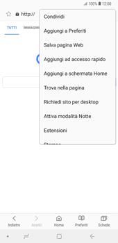 Samsung Galaxy Note9 - Internet e roaming dati - Uso di Internet - Fase 10