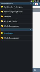 Samsung I9205 Galaxy Mega 6-3 LTE - E-Mail - Konto einrichten - Schritt 21