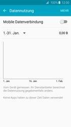 Samsung Galaxy S6 - Internet und Datenroaming - Prüfen, ob Datenkonnektivität aktiviert ist - Schritt 5