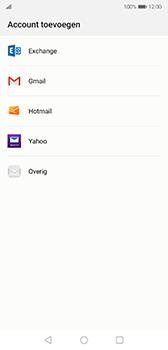 Huawei P20 - Android Pie - e-mail - handmatig instellen - stap 4