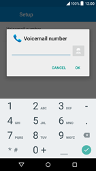 Alcatel OT-6039Y Idol 3 (4.7) - Voicemail - Manual configuration - Step 10