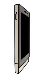 Sony Xperia Sola - SIM-Karte - Einlegen - Schritt 5