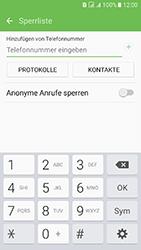 Samsung Galaxy J5 (2016) DualSim - Anrufe - Anrufe blockieren - 8 / 12