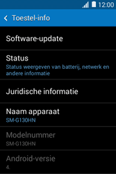 Samsung Galaxy Young2 (SM-G130HN) - Software updaten - Update installeren - Stap 5
