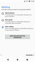Sony Xperia X Compact (F5321) - Android Oreo - E-mail - Handmatig instellen (yahoo) - Stap 11