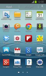 Samsung Galaxy Express - WiFi - Configurazione WiFi - Fase 3
