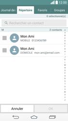 LG D855 G3 - Contact, Appels, SMS/MMS - Envoyer un MMS - Étape 6