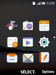 Alcatel 3088X - E-mails - Ajouter ou modifier votre compte Yahoo - Étape 3