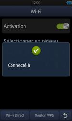 Samsung S8600 Wave 3 - Wifi - configuration manuelle - Étape 7