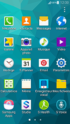 Samsung G800F Galaxy S5 Mini - Messagerie vocale - Configuration manuelle - Étape 3