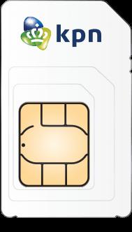 Apple iPhone 5c met iOS 9 (Model A1507) - Nieuw KPN Mobiel-abonnement? - In gebruik nemen nieuwe SIM-kaart (bestaande klant) - Stap 3