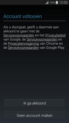 Samsung I9195i Galaxy S4 mini VE - Applicaties - Account aanmaken - Stap 13