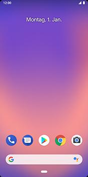 Google Pixel 3 - Anrufe - Rufumleitungen setzen und löschen - 1 / 11