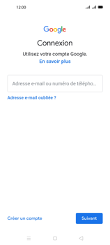 Oppo A72 - Applications - Créer un compte - Étape 5