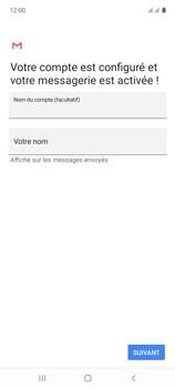 Samsung Galaxy A71 - E-mails - Ajouter ou modifier un compte e-mail - Étape 21