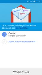 Samsung Samsung Galaxy J3 2016 - E-mail - 032a. Email wizard - Gmail - Étape 16