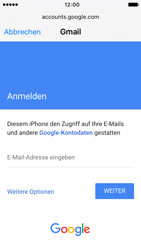 Apple iPhone 5s - E-Mail - Konto einrichten (gmail) - 2 / 2