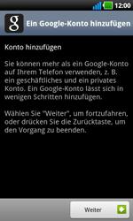 LG Optimus Black - Apps - Konto anlegen und einrichten - 4 / 19
